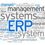 Word Cloud What is erp