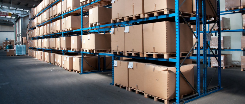 Wholesale distribution warehouse centre