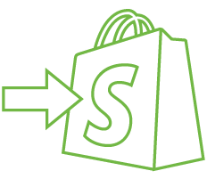 Aqurus Shopify Integration Icon